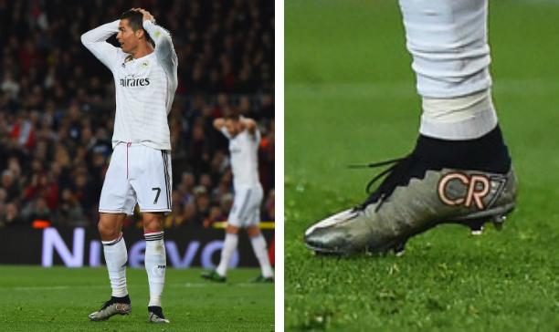 Cristiano Ronaldo Real Madrid custom SF edited