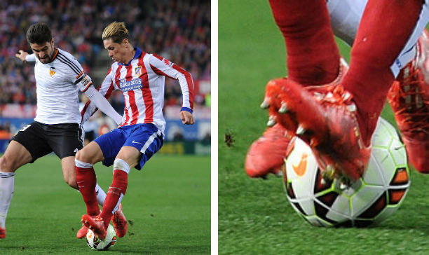 Fernando Torres Atheltico Madrid F50 adiZero edited