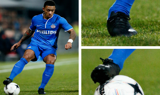 Memphis Depay PSV blackout F50 edited