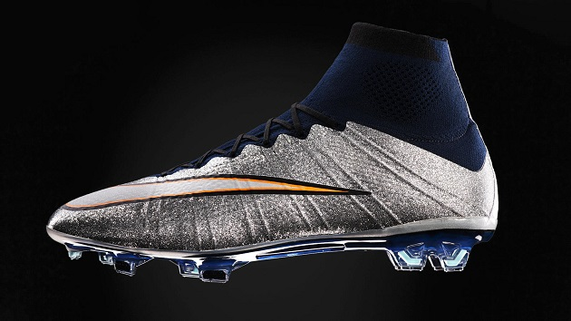 Nike Mercurial Superfly CR7 Silverware