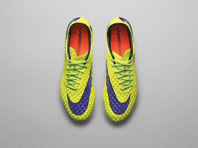 Intense Heat Hypervenom Phantom