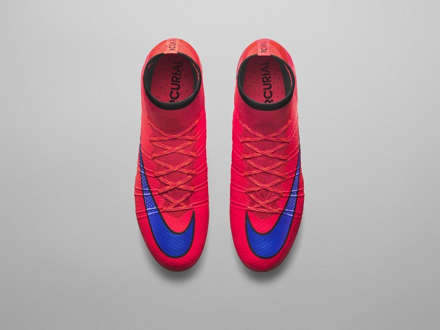 Nike Intense Heat Mercurial Superfly