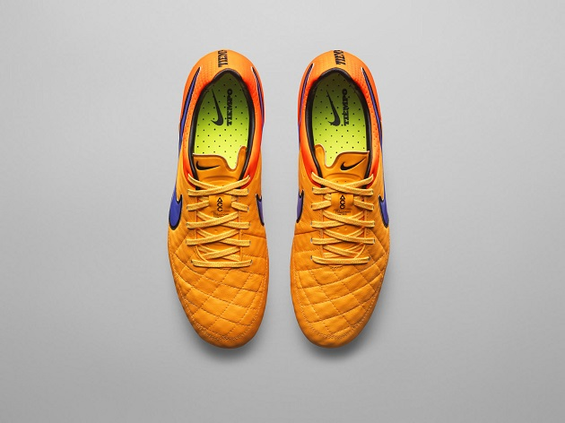 Laser Orange Tiempo Legend