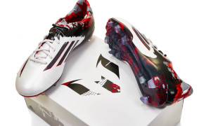 adidas Salutes Leo's Stomping Grounds with the Pibe de Barr10 Messi 10.1