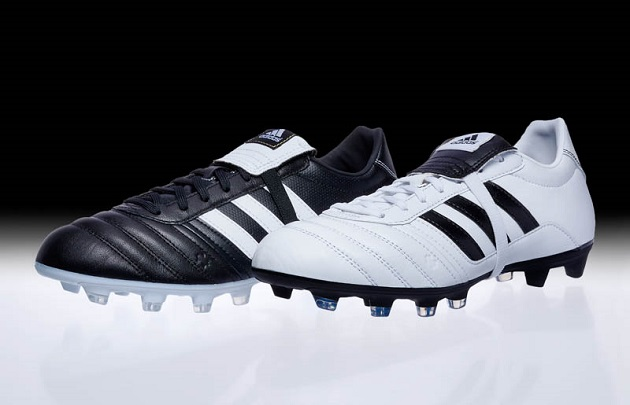 adidas Gloro white and black