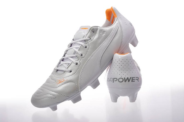 Leather Puma evoPower 1.2