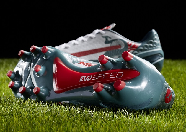 PUMA Unleashes evoSPEED 1.3 with Dragon Graphic The Instep