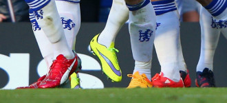 Boot spotting: 20th April, 2015