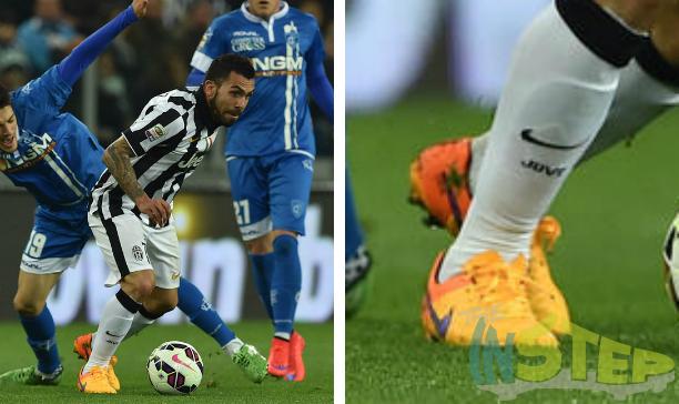 Carlos Tevez Juventus Tiempo V edited