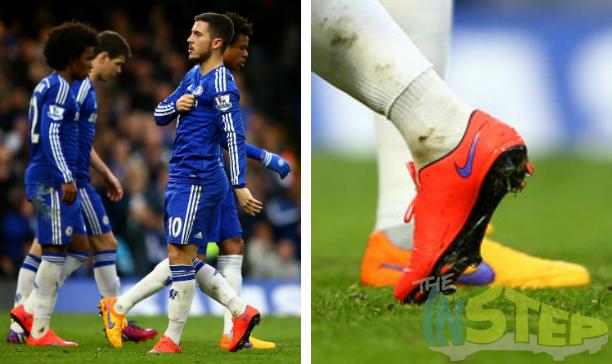 Eden Hazard Chelsea Vapor X edited