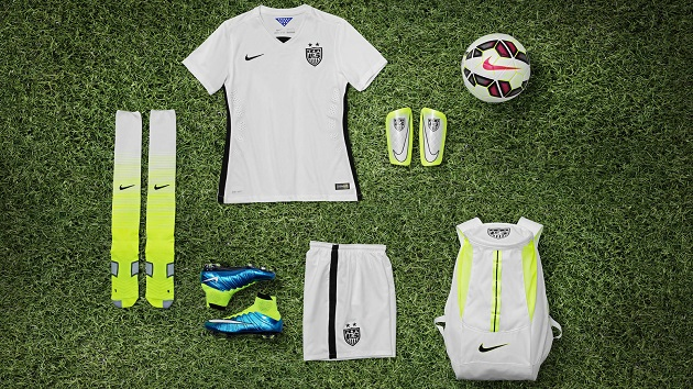 Nike Women's World Cup collection