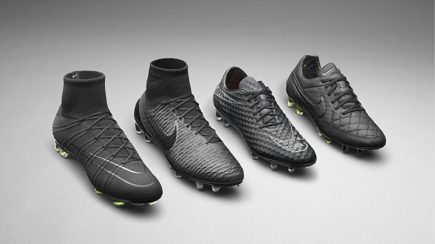 b6ec61c46fb6 Academy Black Pack, Inspired by the Nike Academy - The Instep