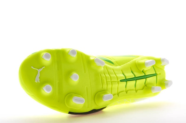 Outsole of Puma evoACCURACY