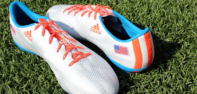 US Women s NT Members Design miadidas World Cup Cleats - The Instep b546250d0b
