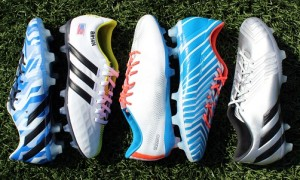 US Women's NT Members Design miadidas World Cup Cleats