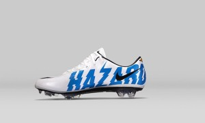 Eden Hazard Receives Custom Nike Mercurial Vapor X