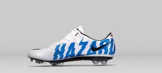 Eden Hazard Receives Custom Nike Mercurial Vapor X
