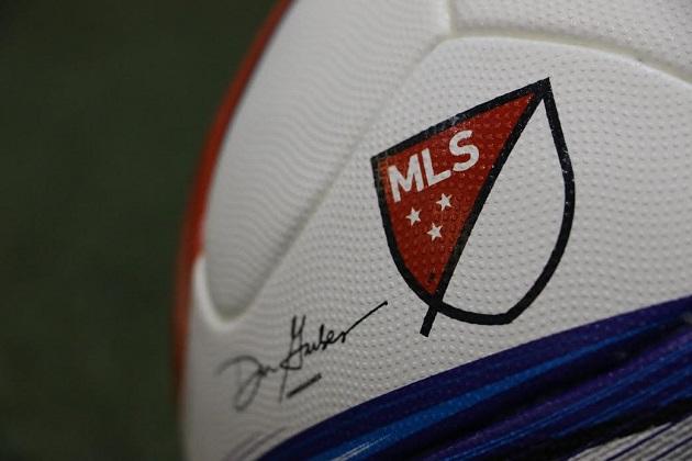 MLS official match ball