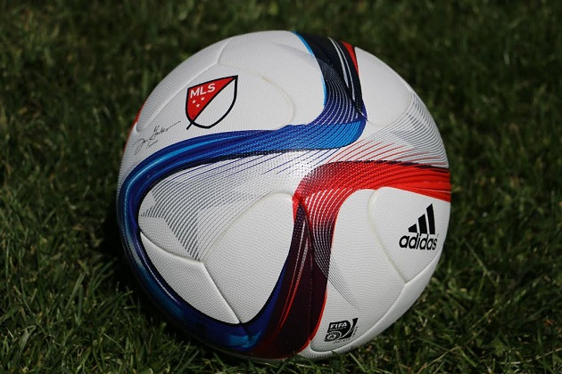 adidas MLS Nativo Match ball