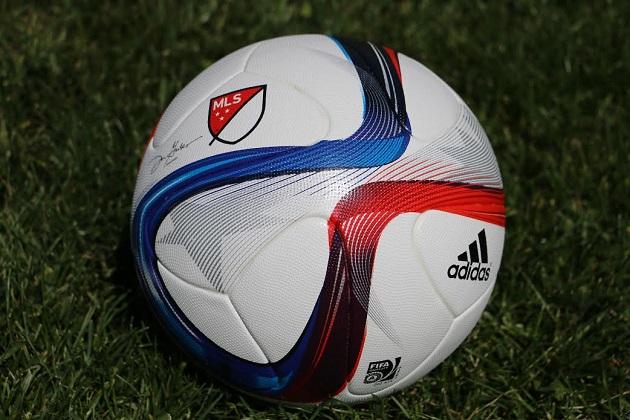 adidas MLS Nativo Match ball