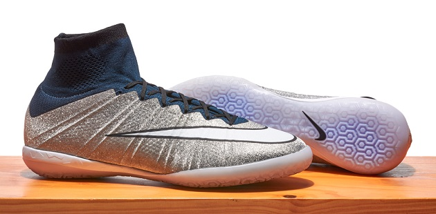Nike MercurialX Proximo - Silver