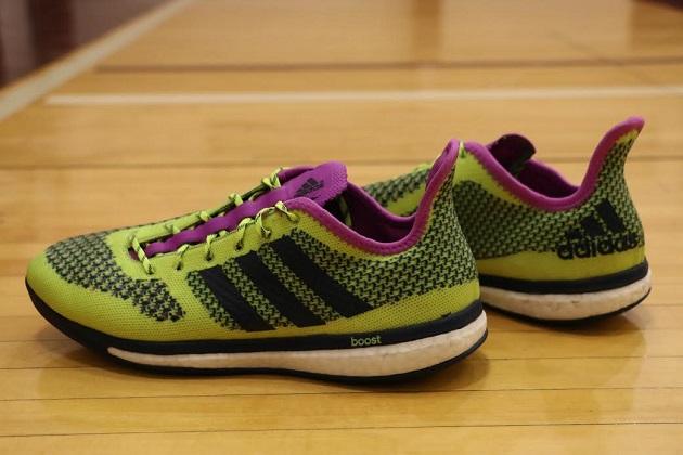 Primeknit Boost indoor shoes