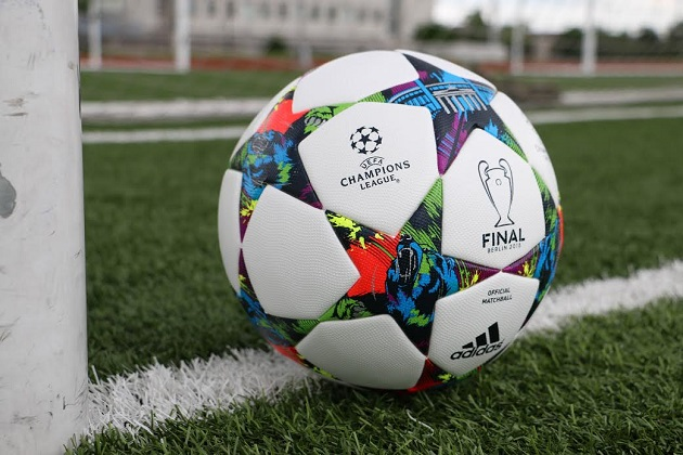 Champions League Final Match ball