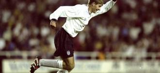 Steven Gerrard in Predator Accelerator