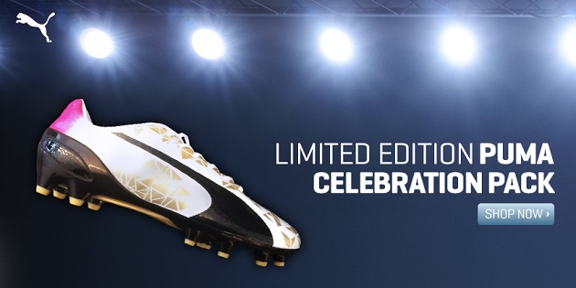 Puma Celebration Pack evoSPEED