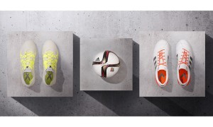 adidas Gear Up for Women's World Cup with X, ACE, and Conext15 Ball