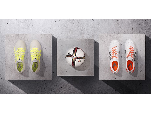 adidas Women's World Cup footwear and ball