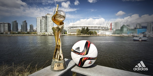 adidas Women's World Cup ball