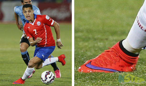 Alexis Sanchez Chile Superfly IV edited