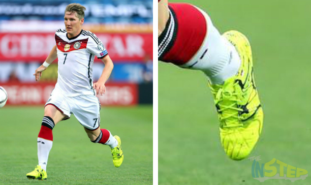 Bastian Schweinsteiger Germany custom X edited
