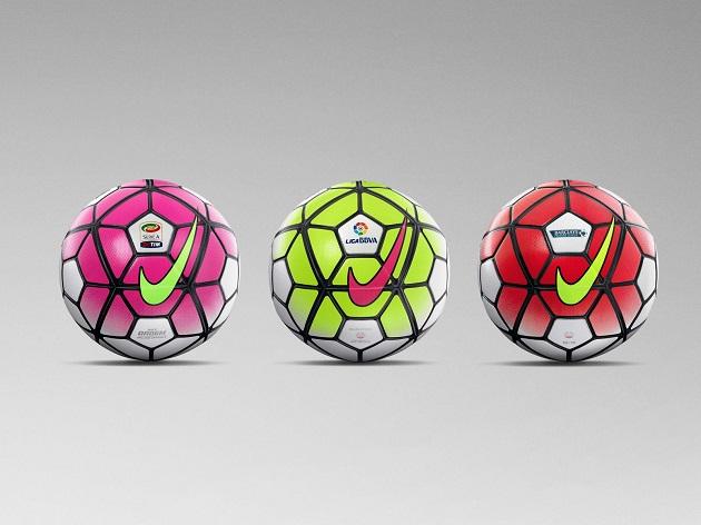 Nike Ordem 3 match balls