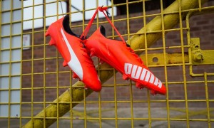 evoSPEED SL Touches Down as Lightest Ever Puma Boot