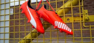 evoSPEED SL Touches Down as Lightest Ever Puma Boot