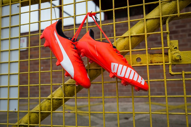 Puma evoSPEED 1.4 SL in Lava Blast