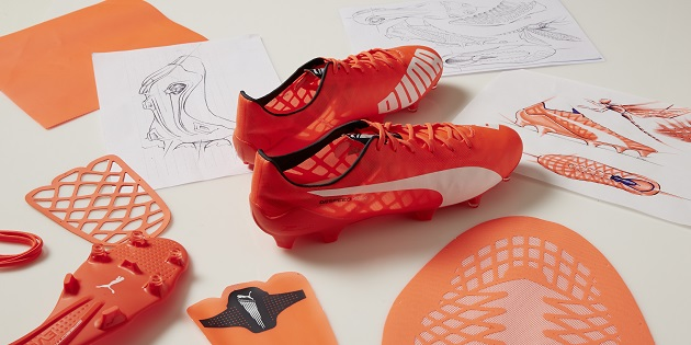 Puma evoSPEED SL design