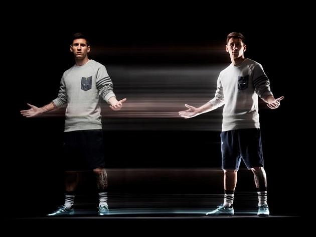 adidas MESSI15 promo