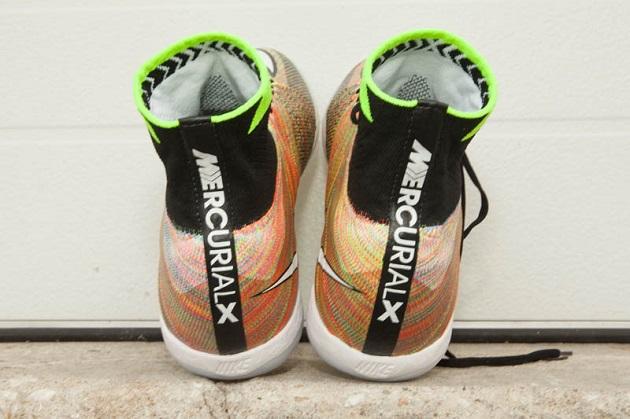 Heel of MercurialX Proximo