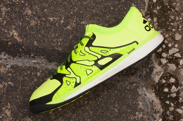 adidas X 15.1 Boost Indoor Review - The Instep