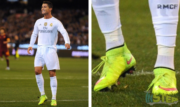 Cristiano Ronaldo Real Madrid custom SF IV edited