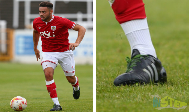 Derrick Williams Bristol City ACE leather edited