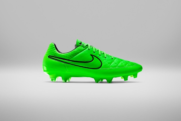 Nike Tiempo Legend V Green Strike