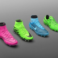 Nike Lightning Storm Pack Opens Season in Bright Neon