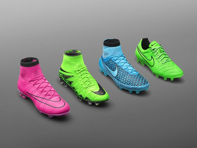 all nike soccer cleats