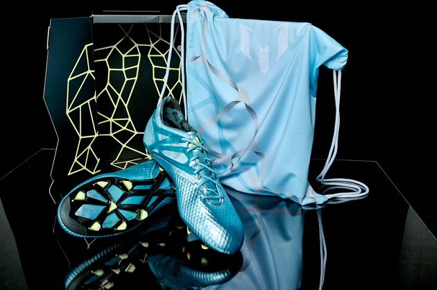 adidas Messi 15.1 with bag, box