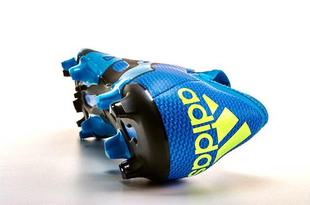 adidas X15 heel