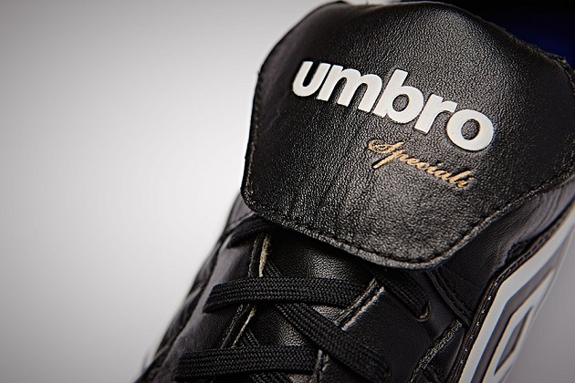 Closeup of Umbro Speciali Eternal